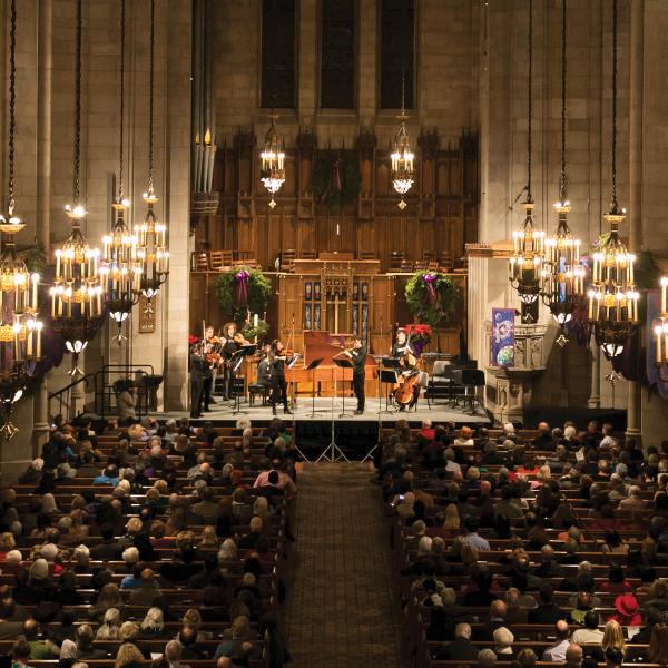 Civic Orchestra: Bach Marathon Finale