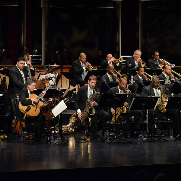 Jazz at Lincoln Center Orchestra with Wynton Marsalis and special guest Bryan Stevenson: Freedom, Justice and Hope