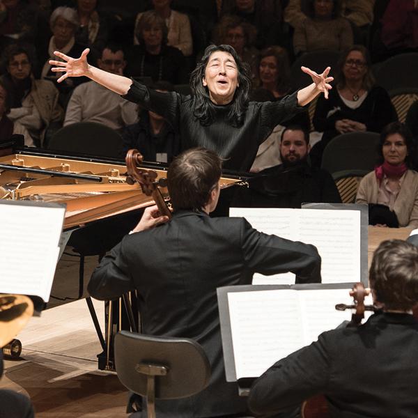 Mahler Chamber Orchestra with Mitsuko Uchida